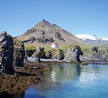 Snaefells Peninsula, Iceland by dragonflyblue