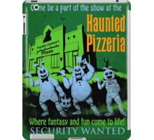 The Haunted Pizzeria iPad Case/Skin