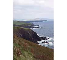 Dingle Coast Line- Ireland Photographic Print