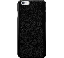The Binding Of Isaac Rebirth Scribbles iPhone Case/Skin