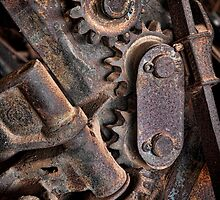 Gears #3 by CreativeUrge