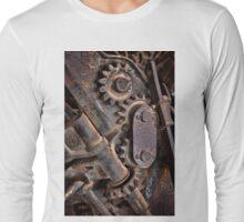 Gears #3 Long Sleeve T-Shirt