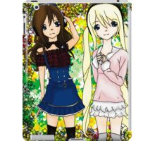 Motion Dolls 4 iPad Case/Skin