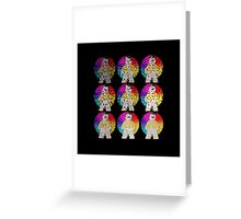 Serie 3/4. Nº 25 Lego Queen Greeting Card