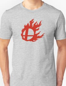 Red Smash Ball T-Shirt