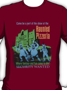 The Haunted Pizzeria T-Shirt