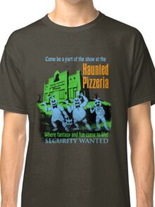 The Haunted Pizzeria Classic T-Shirt