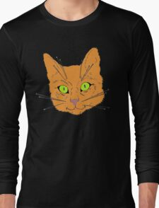 Cat's Whiskers Long Sleeve T-Shirt