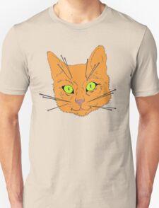 Cat's Whiskers Unisex T-Shirt