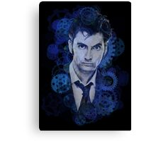 Clockwork Doctor Canvas Print