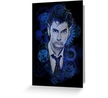 Clockwork Doctor Greeting Card