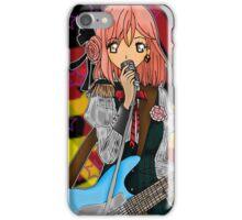 Rockin' Haruka iPhone Case/Skin