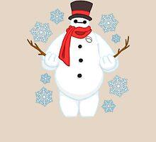 Snowman Baymax Unisex T-Shirt