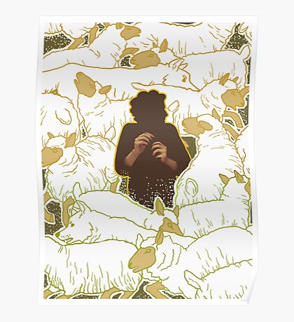 Boy Who Cried Wolf Poster
