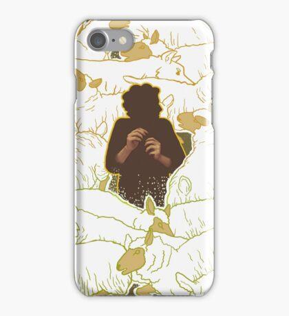Boy Who Cried Wolf iPhone Case/Skin