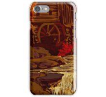 Rustic iPhone Case/Skin