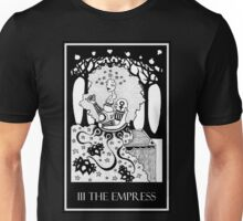 The Empress (card form) Unisex T-Shirt
