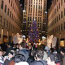 NY CHRISTMAS by Cathy Cale