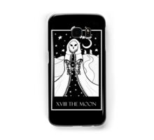 The Moon (card form) Samsung Galaxy Case/Skin