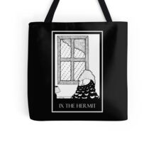 The Hermit (card form) Tote Bag