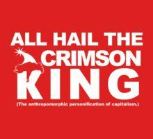All Hail The Crimson King by VanPerriStudios