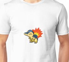 Cyndaquil Sprite Unisex T-Shirt