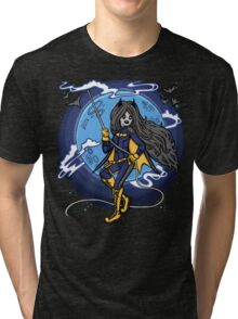 Marceline BatGirl Tri-blend T-Shirt