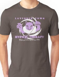 Lavender Town Hypno-Therapy 2.0 Unisex T-Shirt