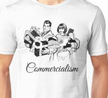 Celebrate Commercialism & Merry Christmas ! Unisex T-Shirt
