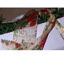 Packing Christmas Away 3 Photographic Print