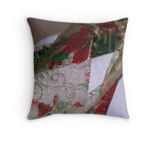 Packing Christmas Away 3 Throw Pillow