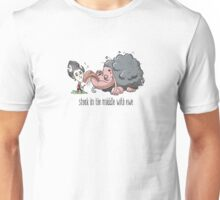 Stuck in the Middle With Ewe Unisex T-Shirt