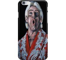 Ric Flair WOOOOOO!!! the nature boy iPhone Case/Skin