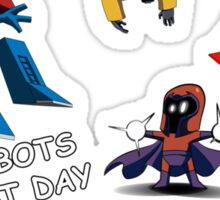 AUTOBOTS WORST DAY EVER !!! Sticker