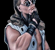 90's HBK The Show Stopper! Shawn Michaels by WhoDunIT