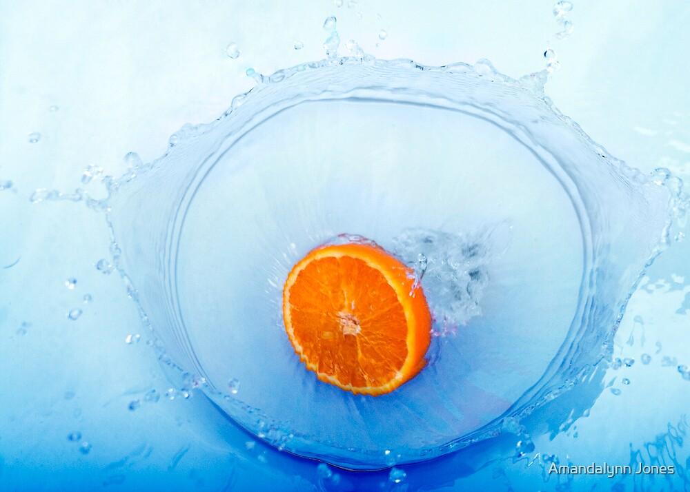The Buoyancy of Citrus  by Amandalynn Jones
