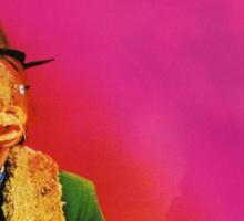 Captain Beefheart - Trout Mask Replica Sticker