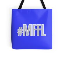 MAVS FAN FOR LIFE Tote Bag
