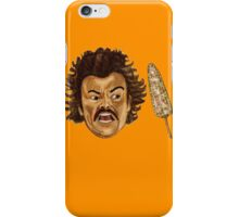 Get That Corn Out Of My Face iPhone Case/Skin