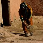 Street Sweeper by Colin Scougall