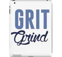 GRIT AND GRIND GRIZZLIES iPad Case/Skin