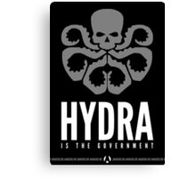 Hydra Is The Government Canvas Print