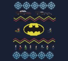 Ugly Batman Christmas Sweater T-Shirt