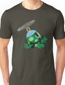 Tank: The Tortoise (Helicopter) Unisex T-Shirt
