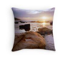 Coalcliff Sunrise Throw Pillow