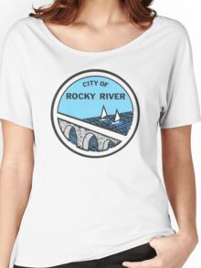 City of Rocky River Women's Relaxed Fit T-Shirt