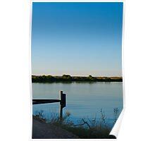 Murray River; Murray Bridge, South Australia Poster