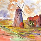 Dutch Landscape by sword