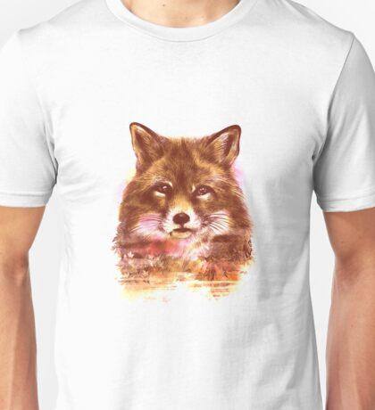 The Red Fox Unisex T-Shirt