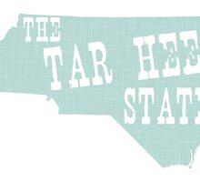 North Carolina State Motto Slogan by surgedesigns